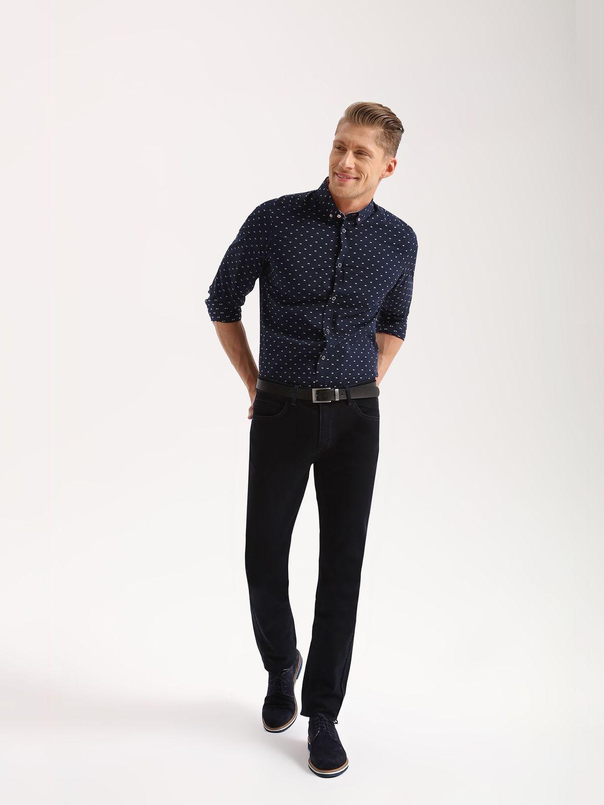 cb4707d830bce Eleganckie koszule męskie, wygodne bawełniane koszule na co dzień, koszule slim  fit - Atrakcyjne