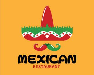 mexican restaurant logo design this logo is ideal for a business rh pinterest com mexican logos restaurants mexican logo shirts