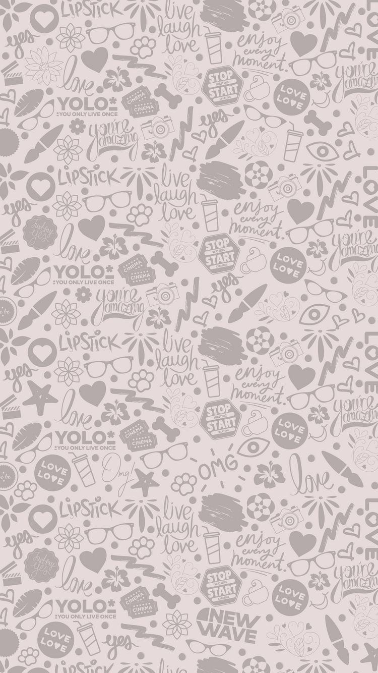 Gambar Oleh Annid Pada Wallpapers Warna Koral Kertas Dinding Latar Belakang