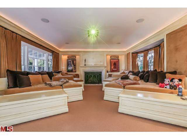 3130 Antelo Rd Los Angeles Ca 90077 6 Beds 9 Baths Bel Air Mansion Mariah Carey Nick Cannon Home Theater Design