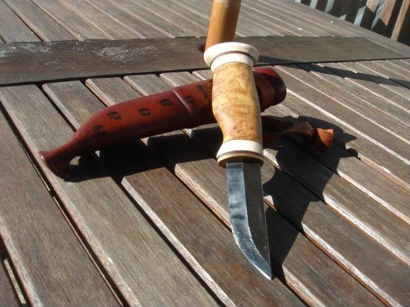 Wood Jewel Lappipuukko