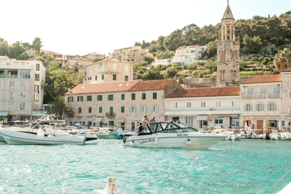 Weather And Water Temperature In Croatia July August September Balkans Travel Europe Tours Croatia Itinerary