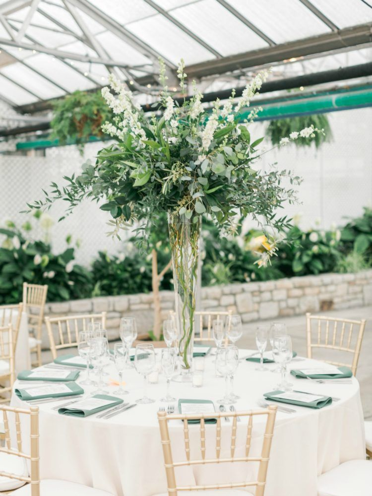 Floral, Tall and big floral greenery decoration for wedding