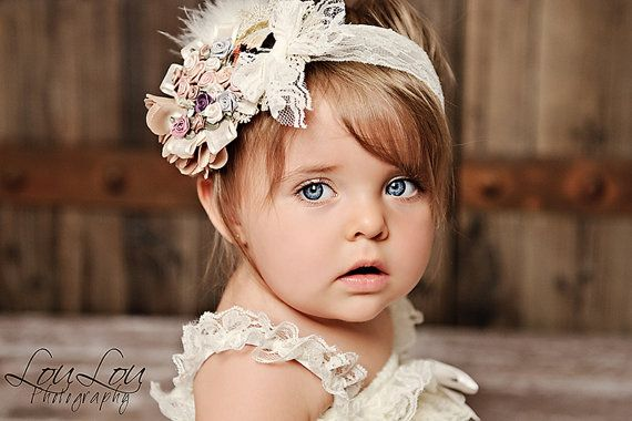 Cameo Couture Luxe Headband from The Couture Baby  f953308b505