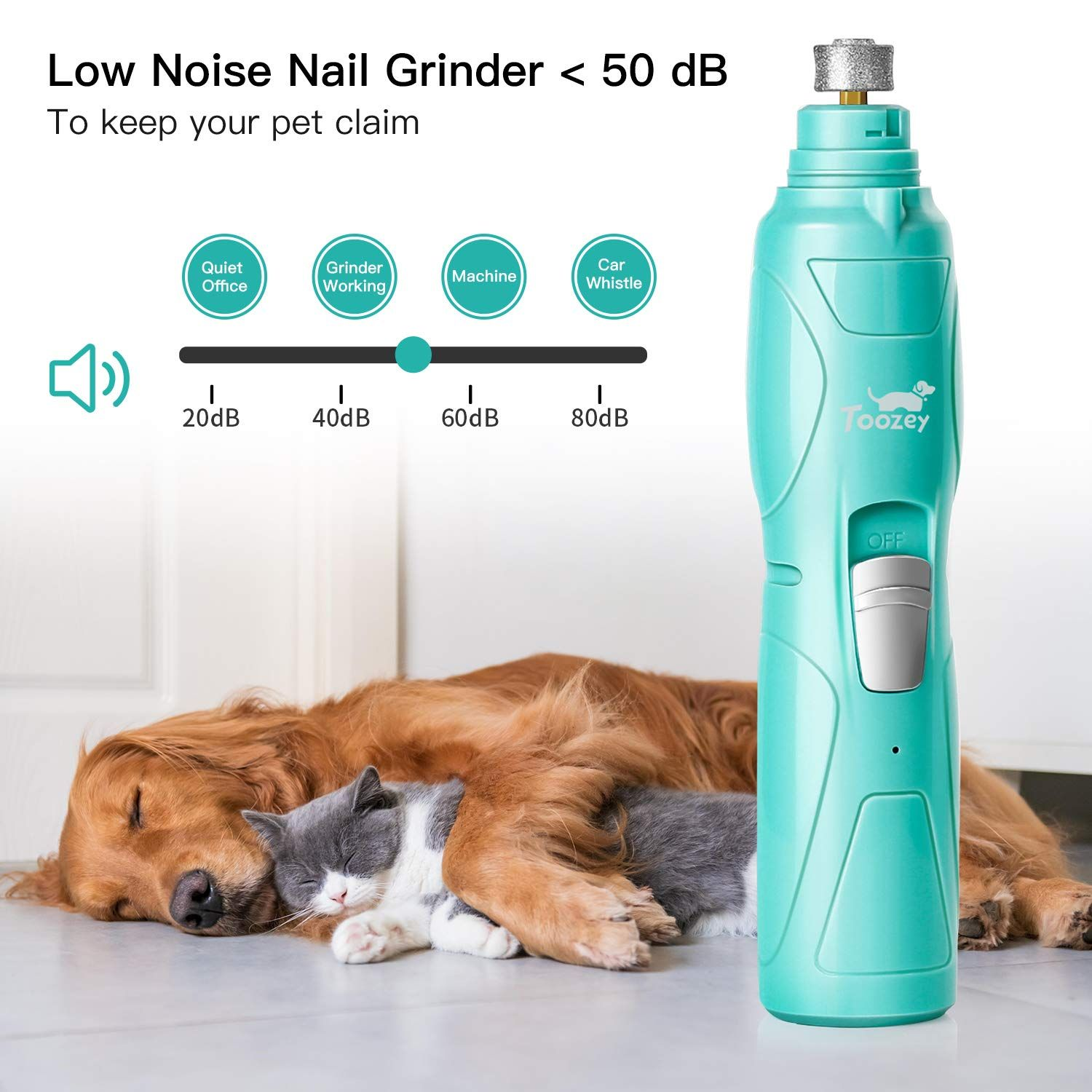Rechargeable Dog Nail Grinder Upgraded Click Image For More Details It Is An Affiliate Link To Amazon In 2020 Dog Grooming Supplies Dog Grooming Dog Nails