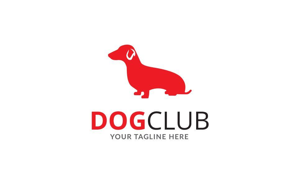 Dog Club Template Logo Template Club Dog Logo Template Logo