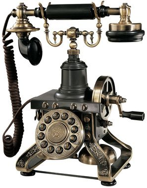 Steampunk phone  Guess that I need to get a landline  | Sweet Style
