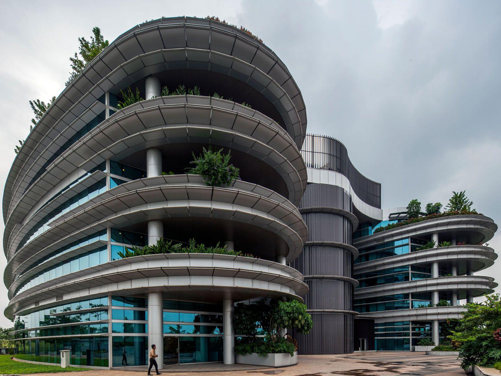 google head office building. Sinarmas Land Plaza Head Office Building, Completion-2012, Architect-Kevin Jose | Google Building
