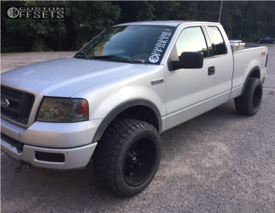 2004 Ford F 150 Red Dirt Road Thunder Ironman All Country M T Ford F150 Ford Red Dirt