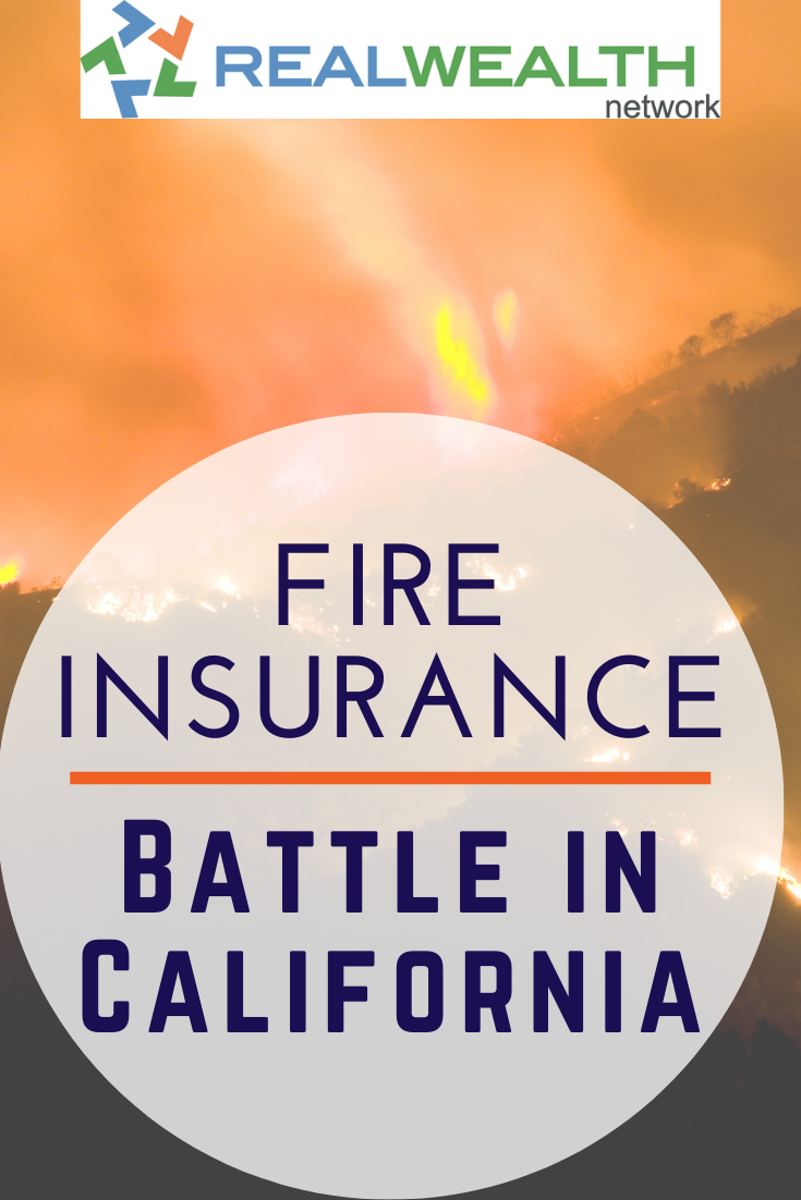 [Podcast & Article] Fire Insurance Battle in California in