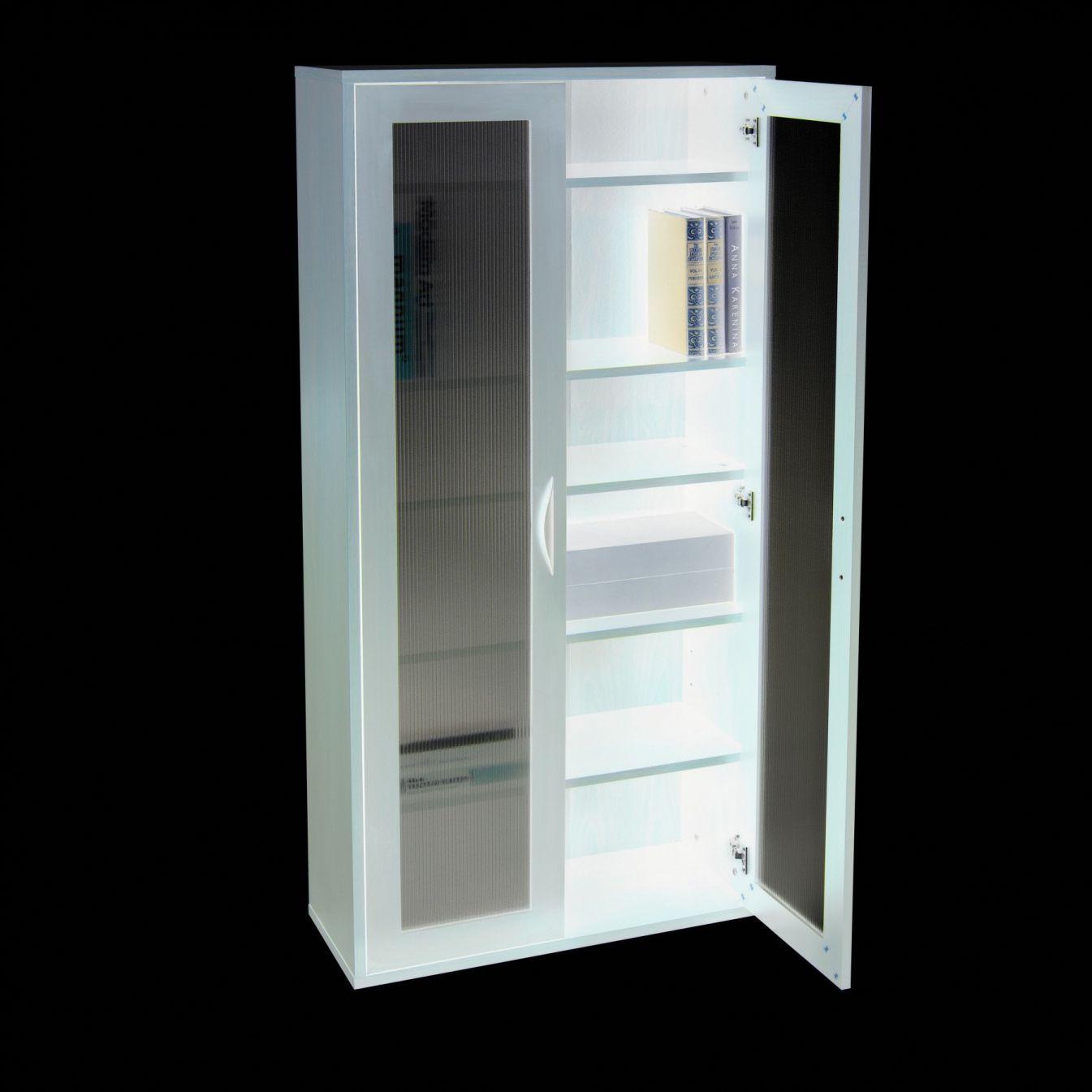 Walmart Bookcase With Glass Doors