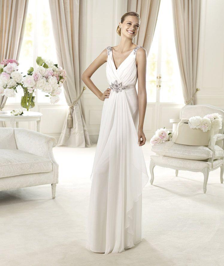 Pronovias Presents The Ucles Wedding Dress Fashion 2013