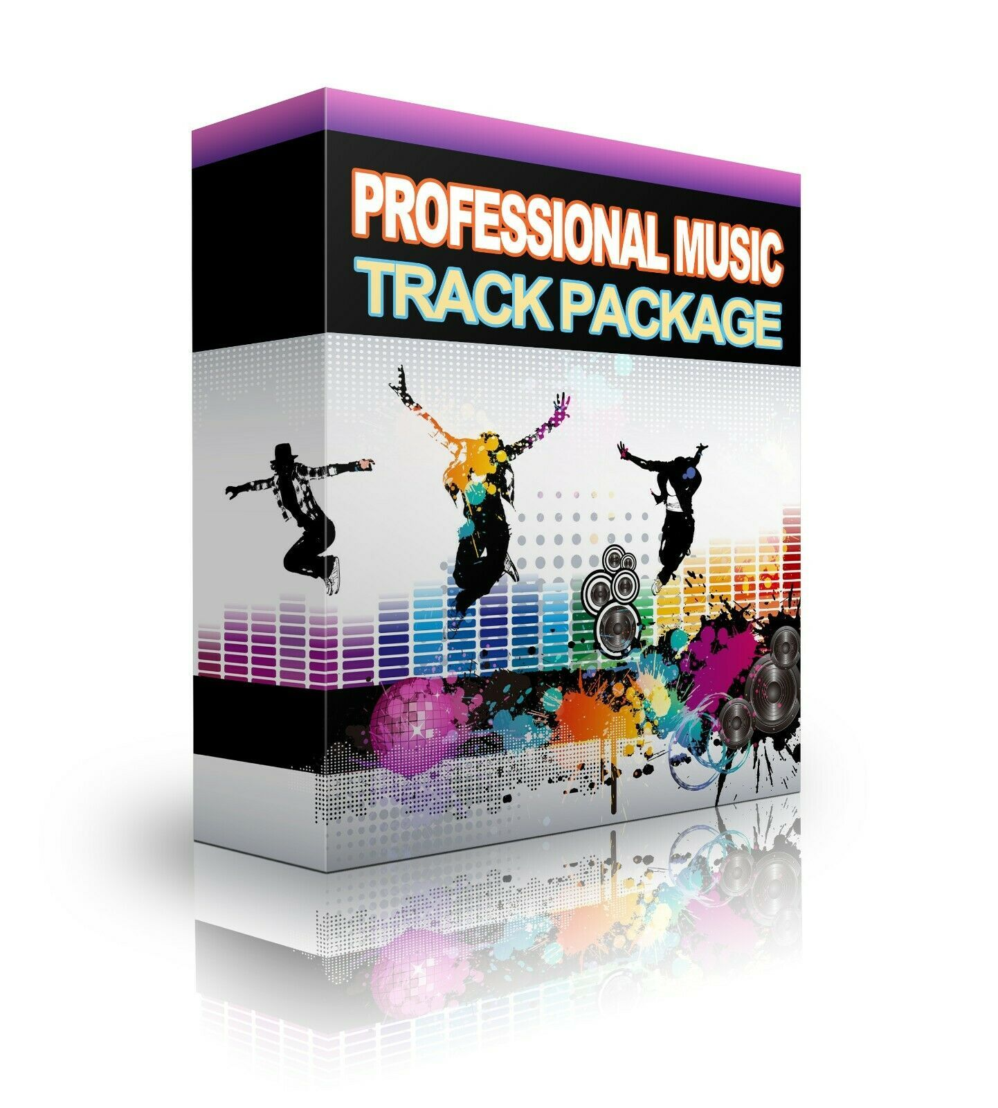 Details about Professional Music Track Package Royalty
