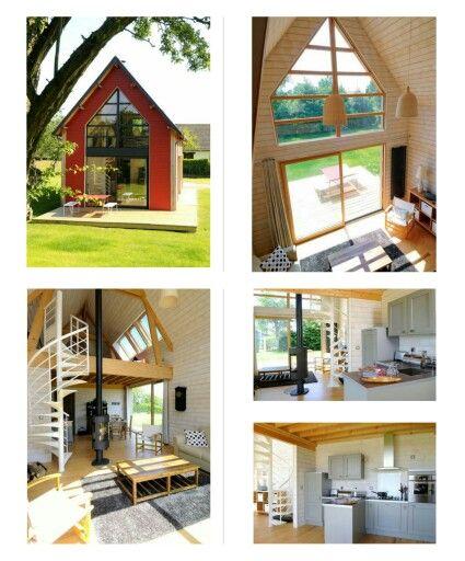 Beautiful Tiny Wooden House