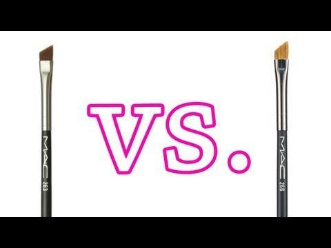 Brushes - 263 vs. 266