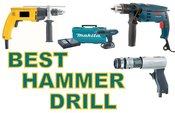 Best Hammer Drill Product Review Top Picks Guideline Hammer Drill Drill Power Drill
