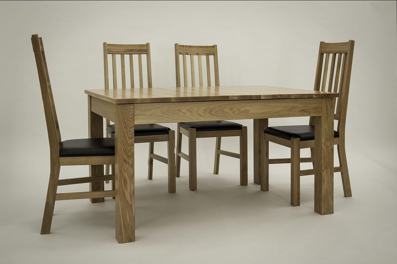 Die Ausweitung Eiche Esstisch Und Stühle Möbel für