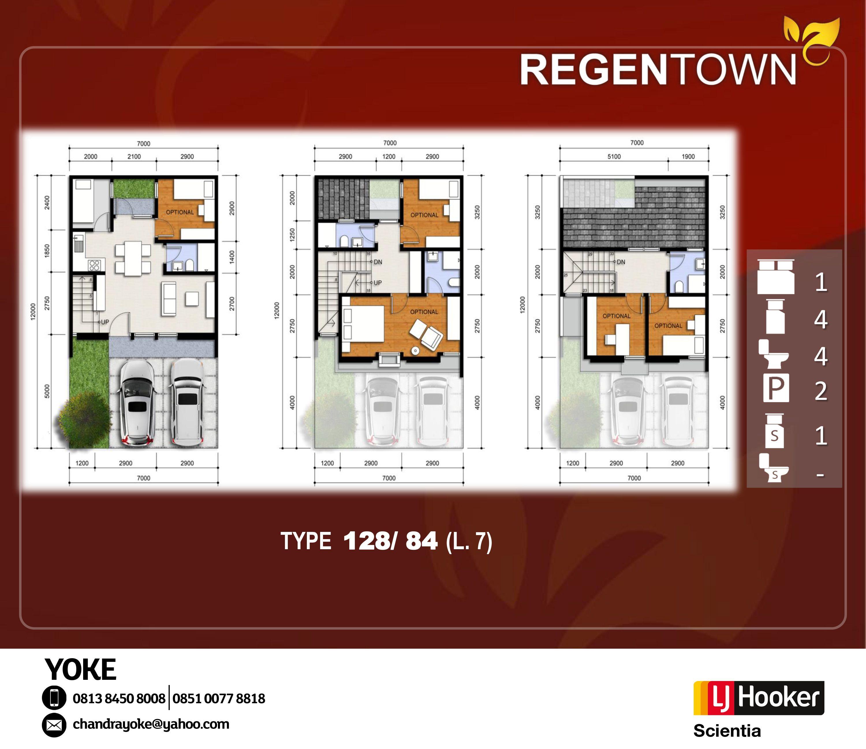 Regentown Ultimate Lifestyle Bsd City Arsitektur