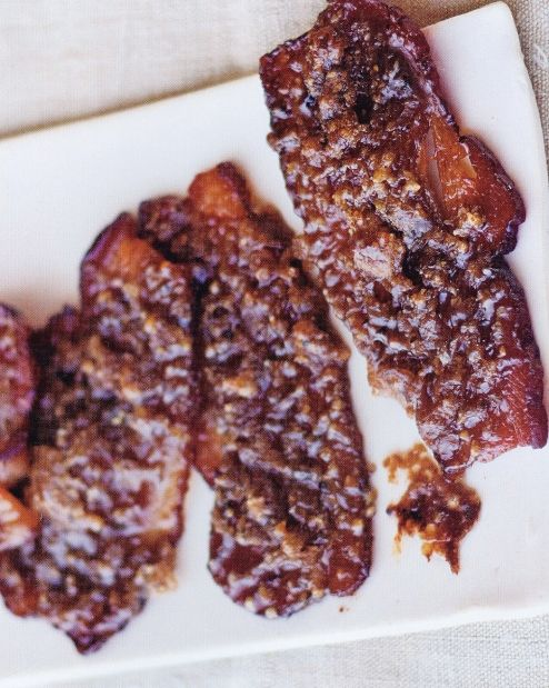 Caramelized Bacon This Recipe Is From Ina Gartens New Cookbook