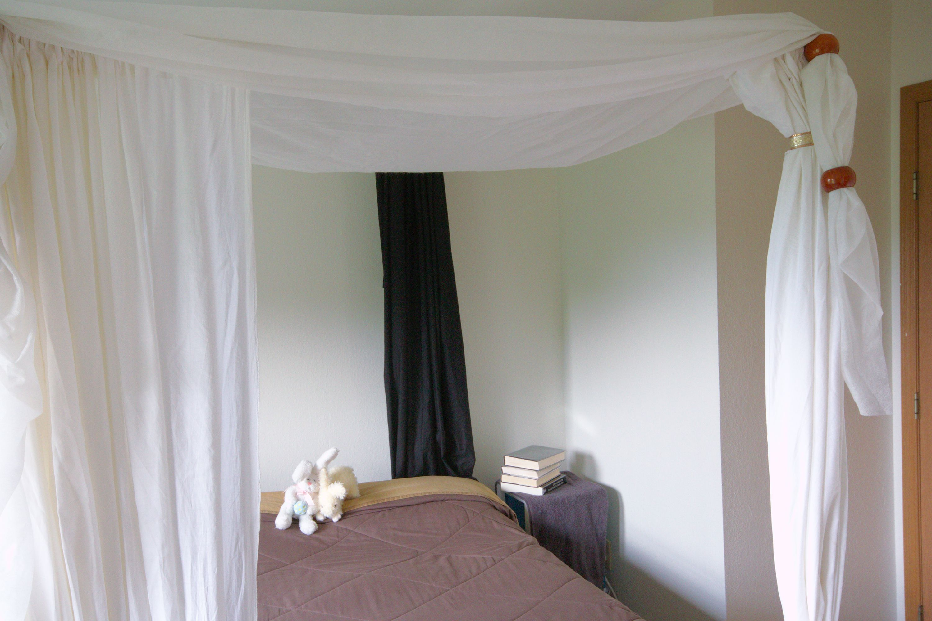 How to use pvc to make canopy bed canopy pvc pipe and pipes