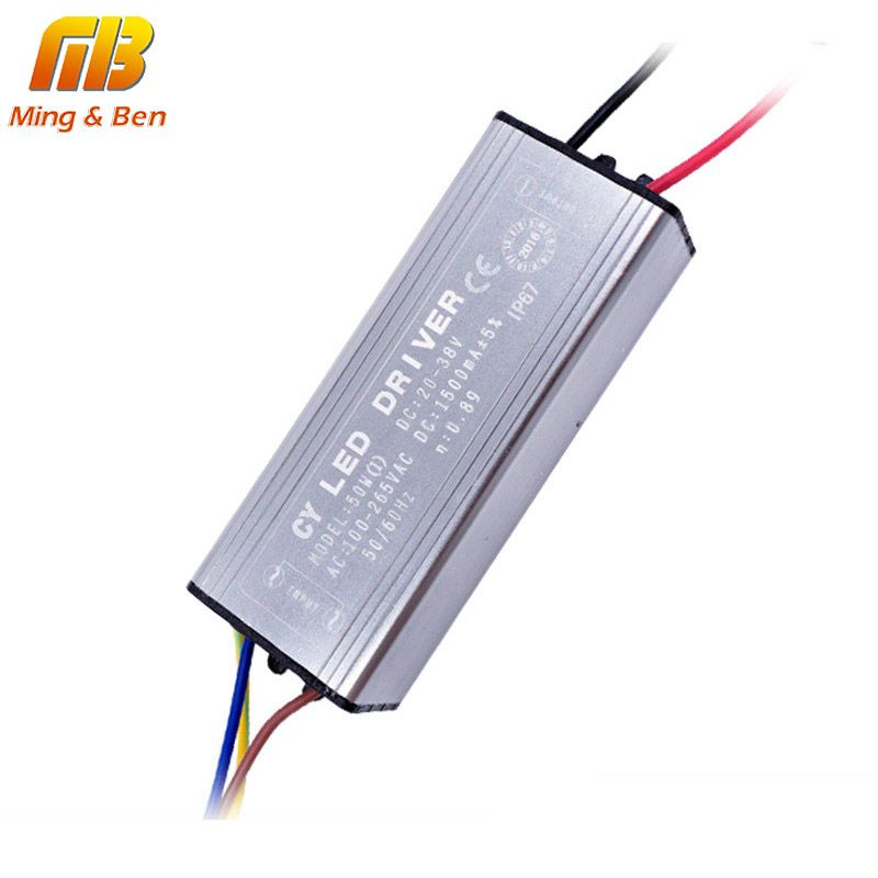 Led Driver 10w 20w 30w 50w 70w Ac 85 265v To Dc 22 38v Mb Lighting For Flood Light Floodlight Noflicker Aliseller360 Prozhektor Drajver Osveshenie