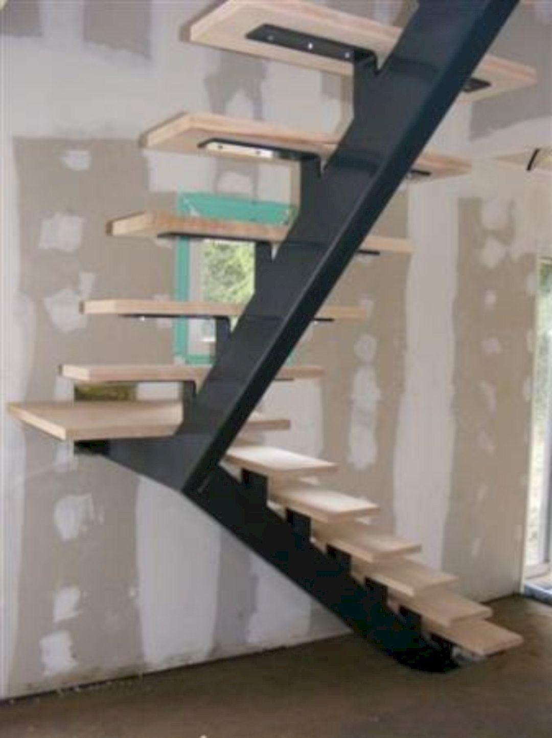 Impressive staircase design inspirations escalera for Escaleras decorativas de interior
