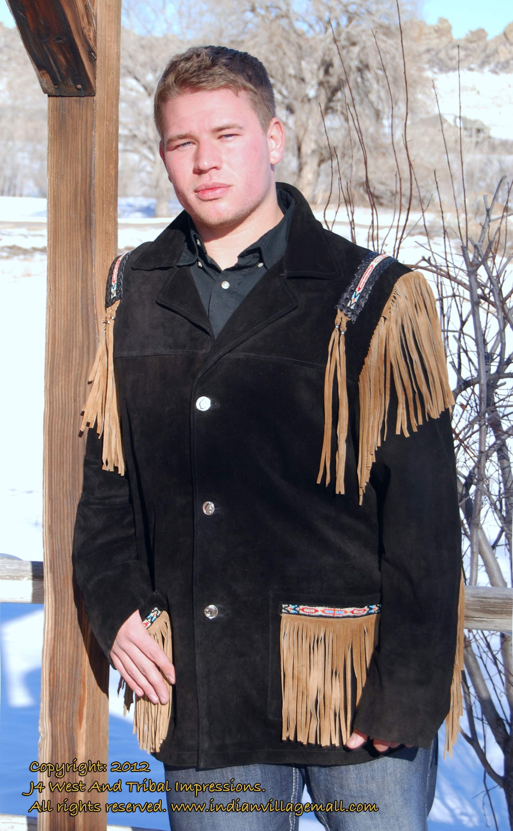 Hays Mens Western Coat Suede Jacket Men Mens Western Jackets Jackets [ 2902 x 1794 Pixel ]