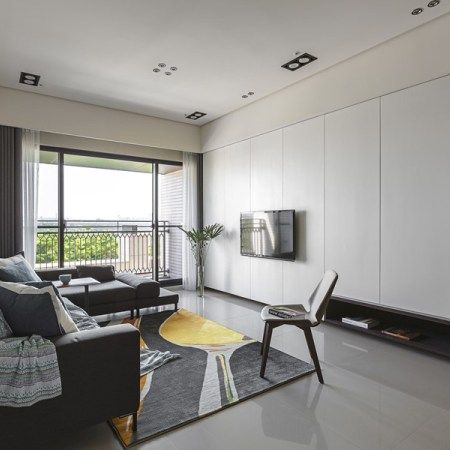 The Sunshine House of two Sisters is a project designed by HOZO interior design, covers an area of 150 square meters and is located in Taiwan, Hsinchu County, Zhubei City. Photography by HOZO interior design Related PostsAbout memory of old house by HOZO interior design2 storey apartment by Hozo Interior DesignWith a little flamboyant American …