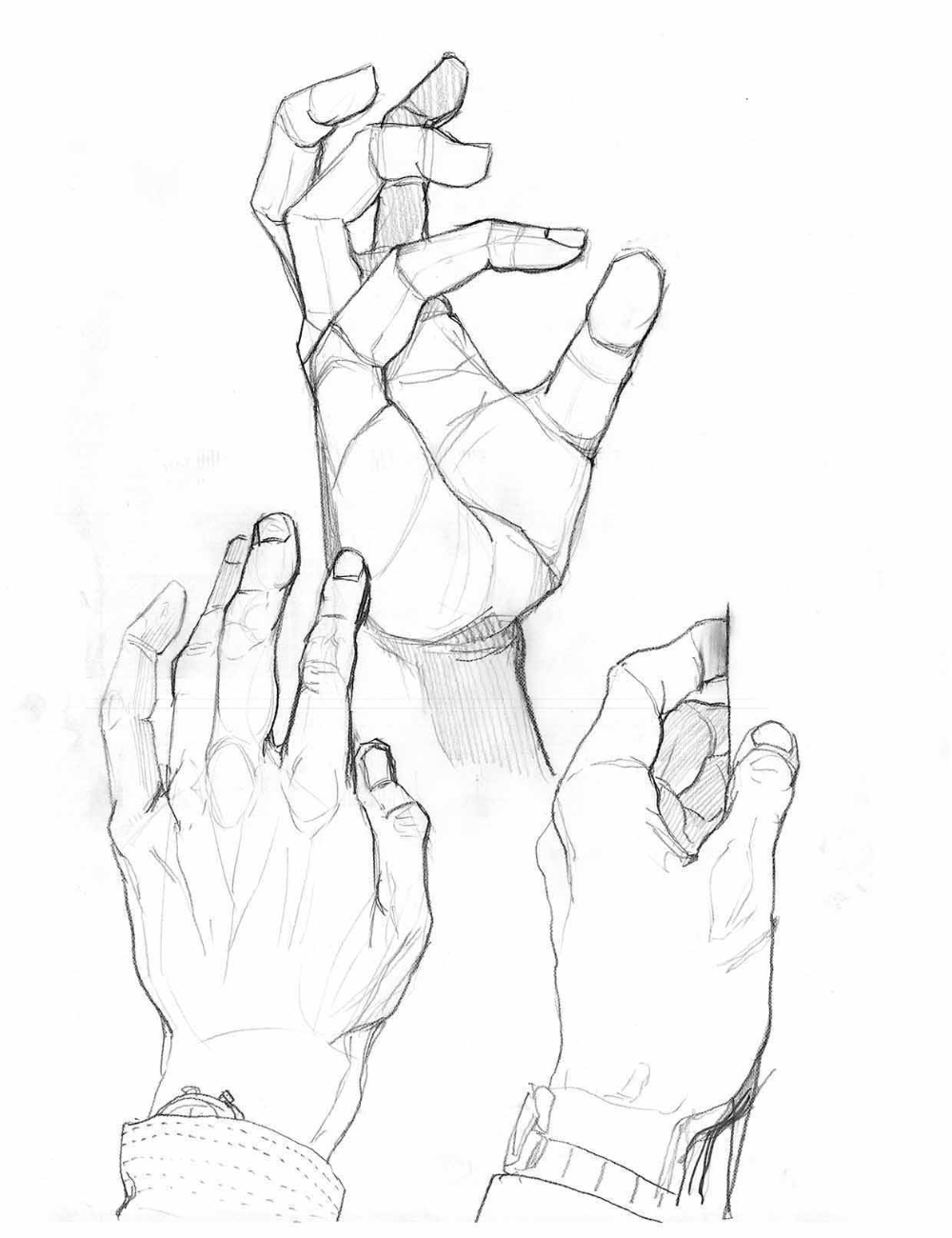 Artstation Hand Drawing Pencil Seungyeop Lee How To Draw Hands Hand Drawing Reference Hand Reference