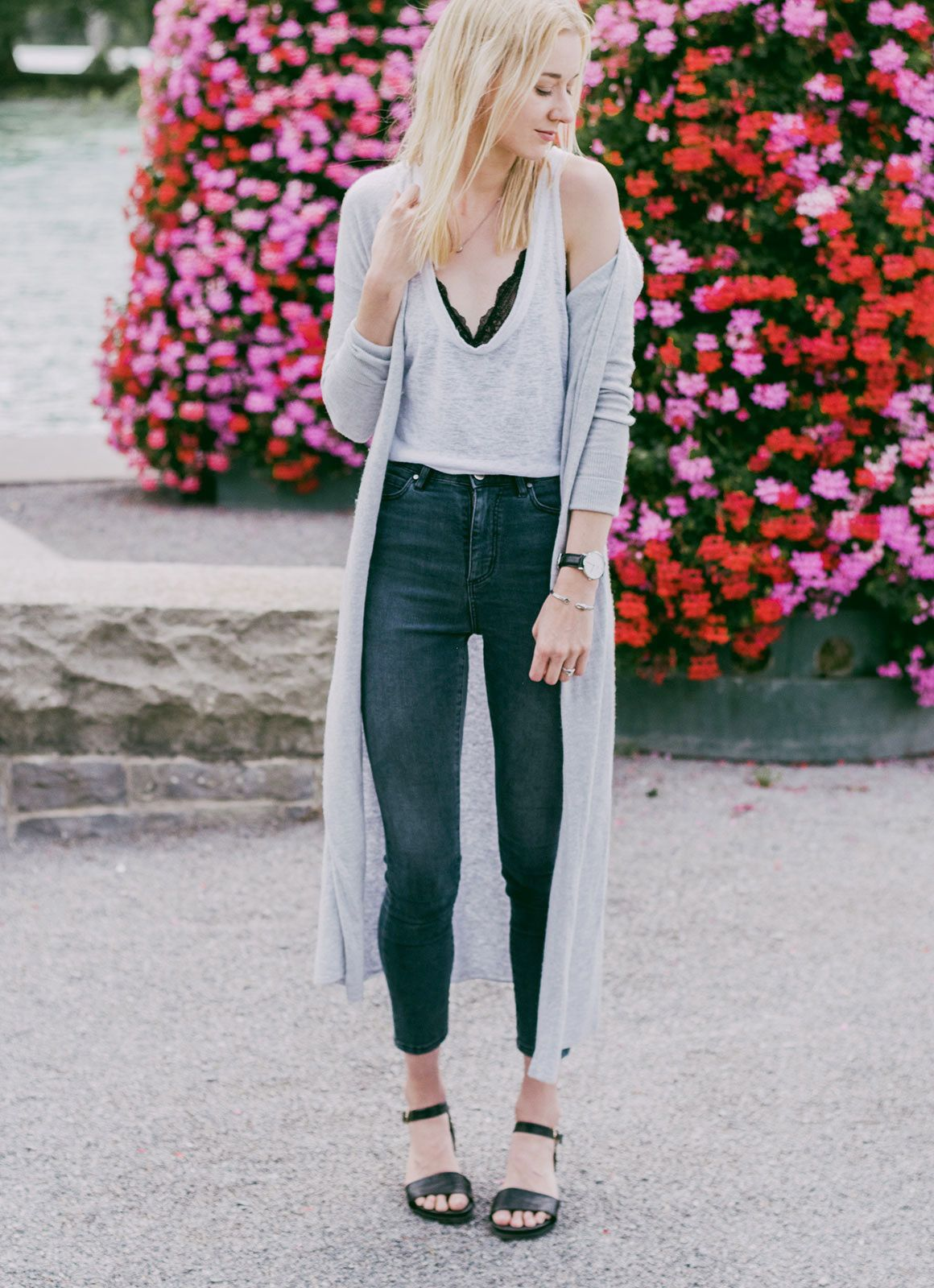 Sweet Details: How to wear the Lace Bralette | Lace ...