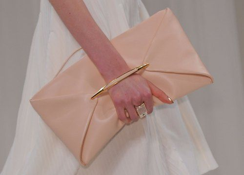 Utterly divine accessories from ninaricci #PFW