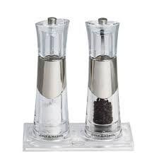 Cole & Mason Ramsgate Acrylic Oil & Vinegar Pourer Tray