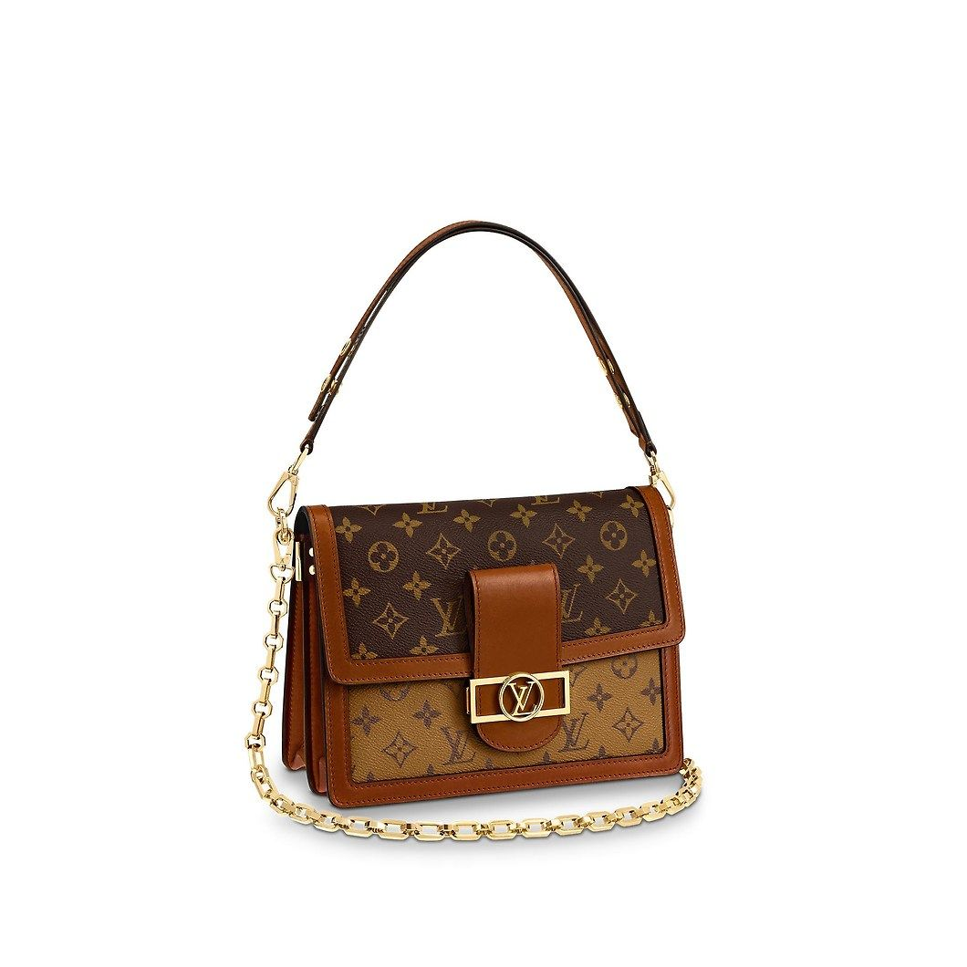 e7b360523759 Dauphine MM Monogram Canvas - Handbags