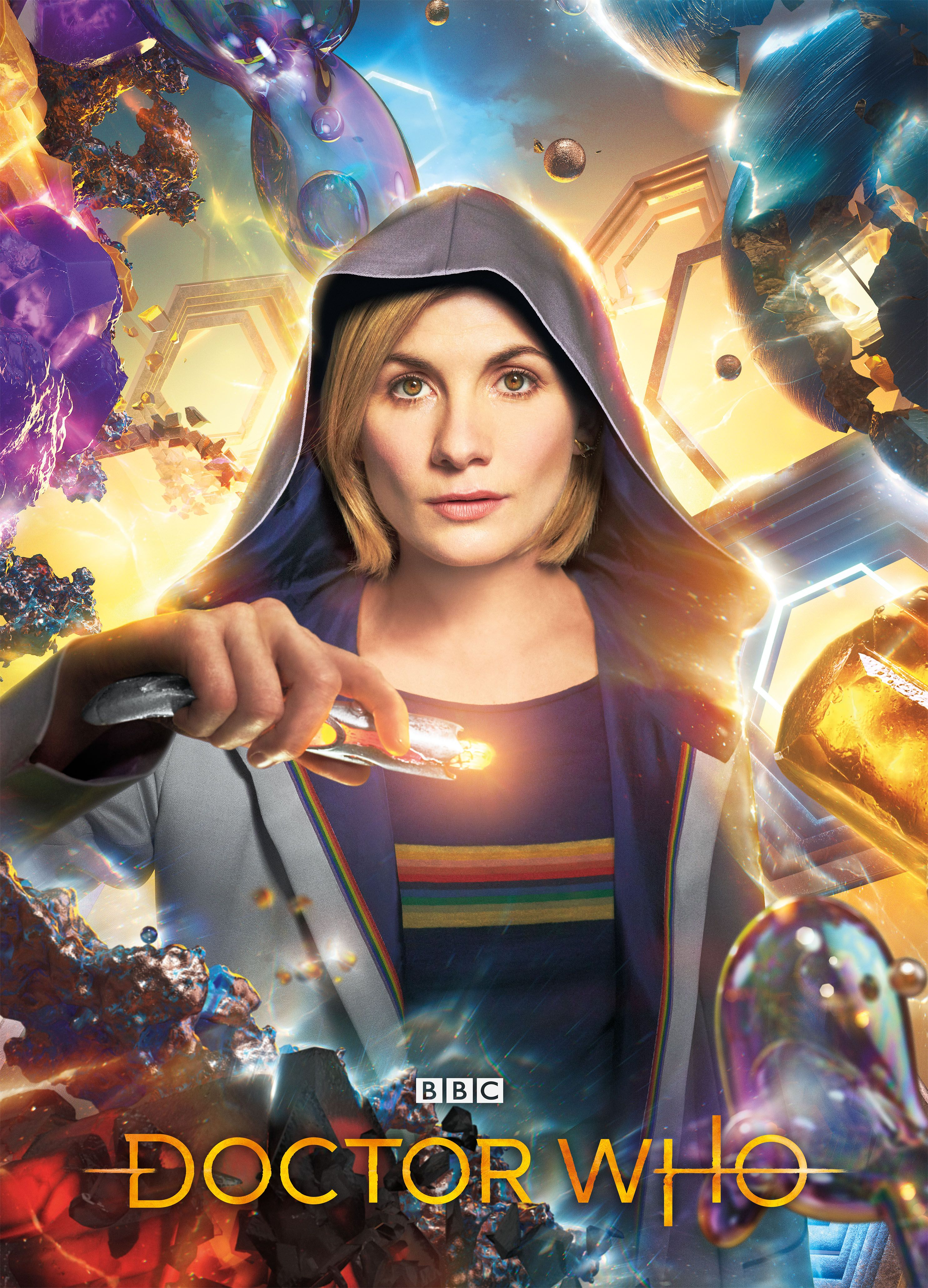 The Doctor Looks And Seems Human