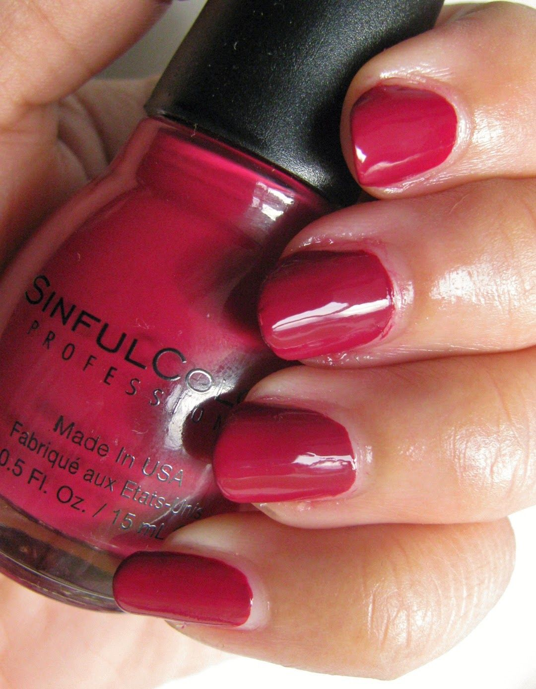 Sinful Colors - You Goji | { sinful colors love} | Pinterest ...