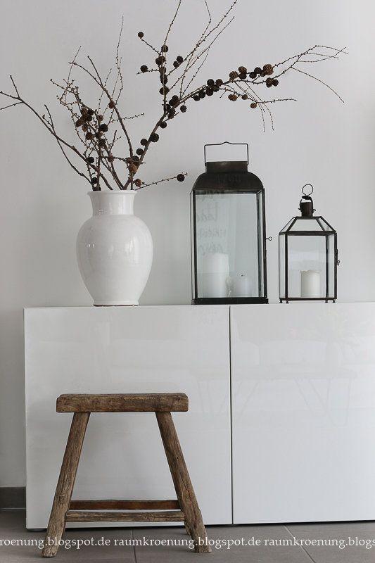 Modern · Umgestaltung Im Wohnzimmer: Shabby ...