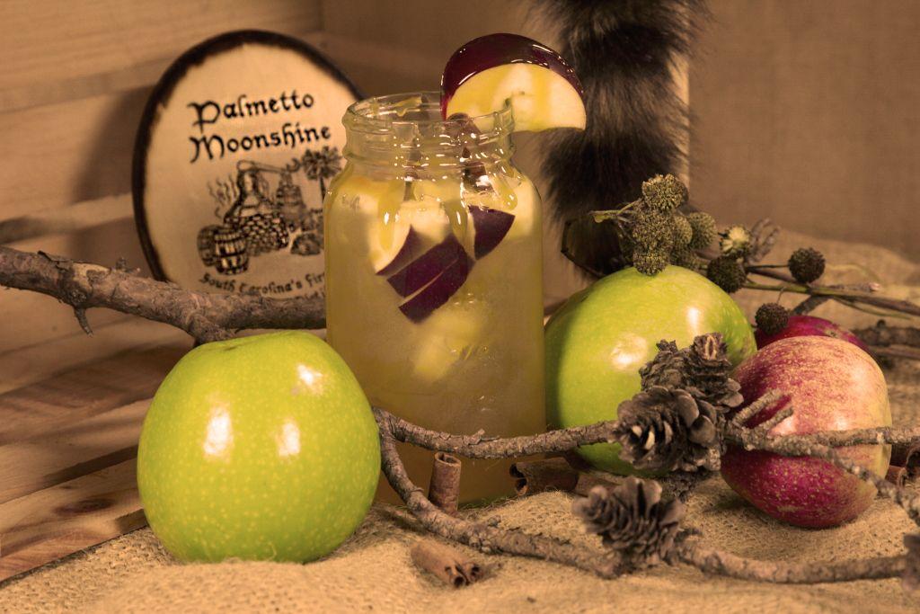 Caramel Apple Pie Homemade liquor, Moonshine recipes