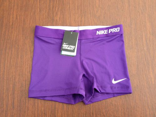 Nike Pro Combat Dri Fit Compression Women Medium Shorts