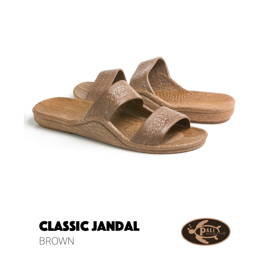 45a1a1410 This is the Original Pali Hawaii sandal with the iconic turtle on the  bottom also known