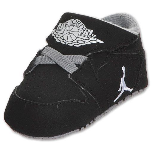 jordan crib baby shoes