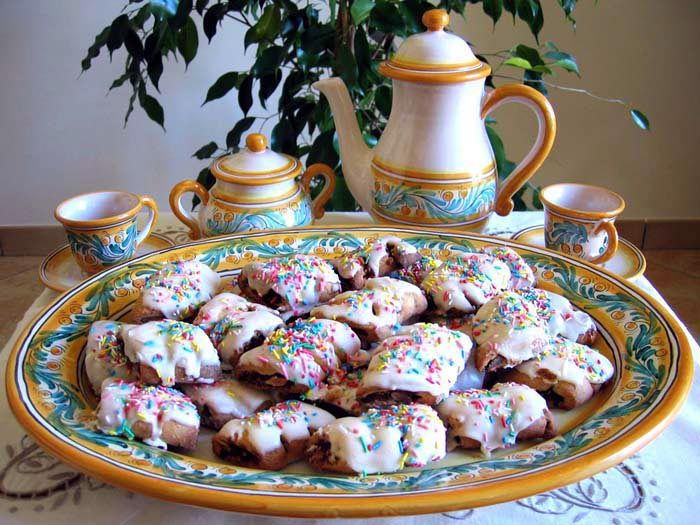Italian cookie recipes from italy italian gourmet cookies from food italian cookie recipes forumfinder Image collections