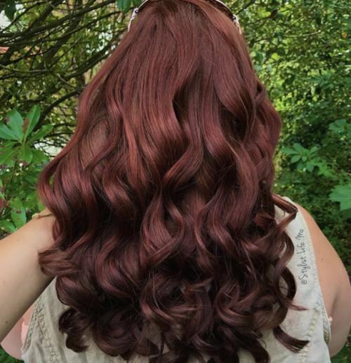 Photo Tumblr Hair Styles Hair Color Auburn Baylage Hair