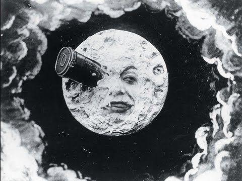 George Meliés: Un viaje a la luna (HQ)- Películas de Dominio Público - YouTube