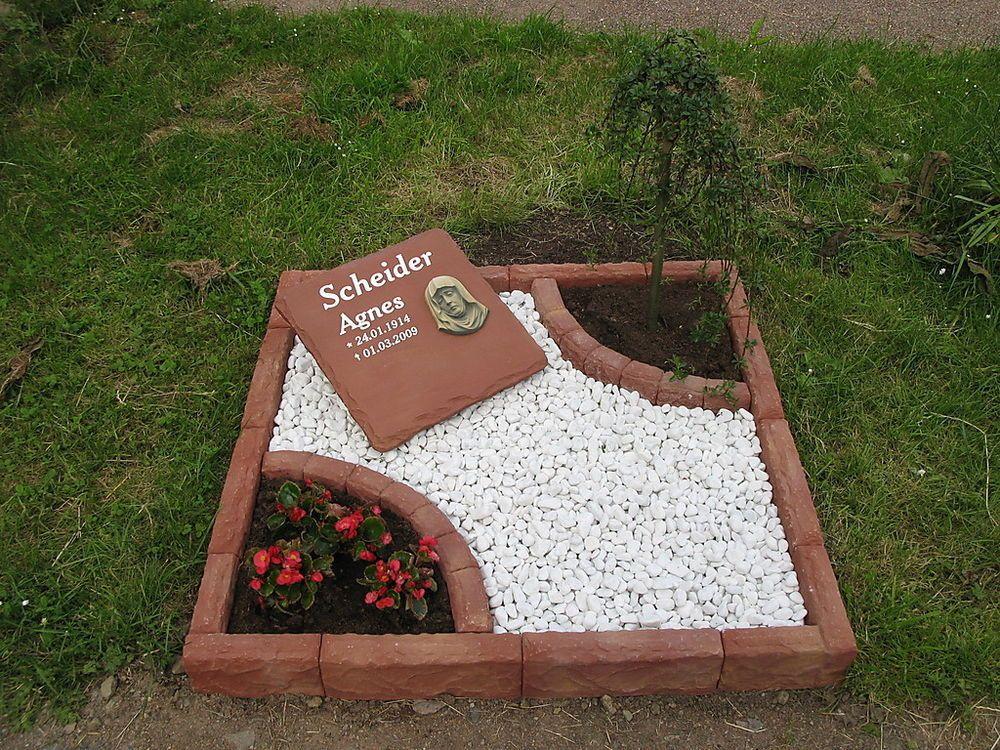 details zu urnengrab grabeinfassung grabmal grabstein urnenstein einzelgrab grabstein garten. Black Bedroom Furniture Sets. Home Design Ideas
