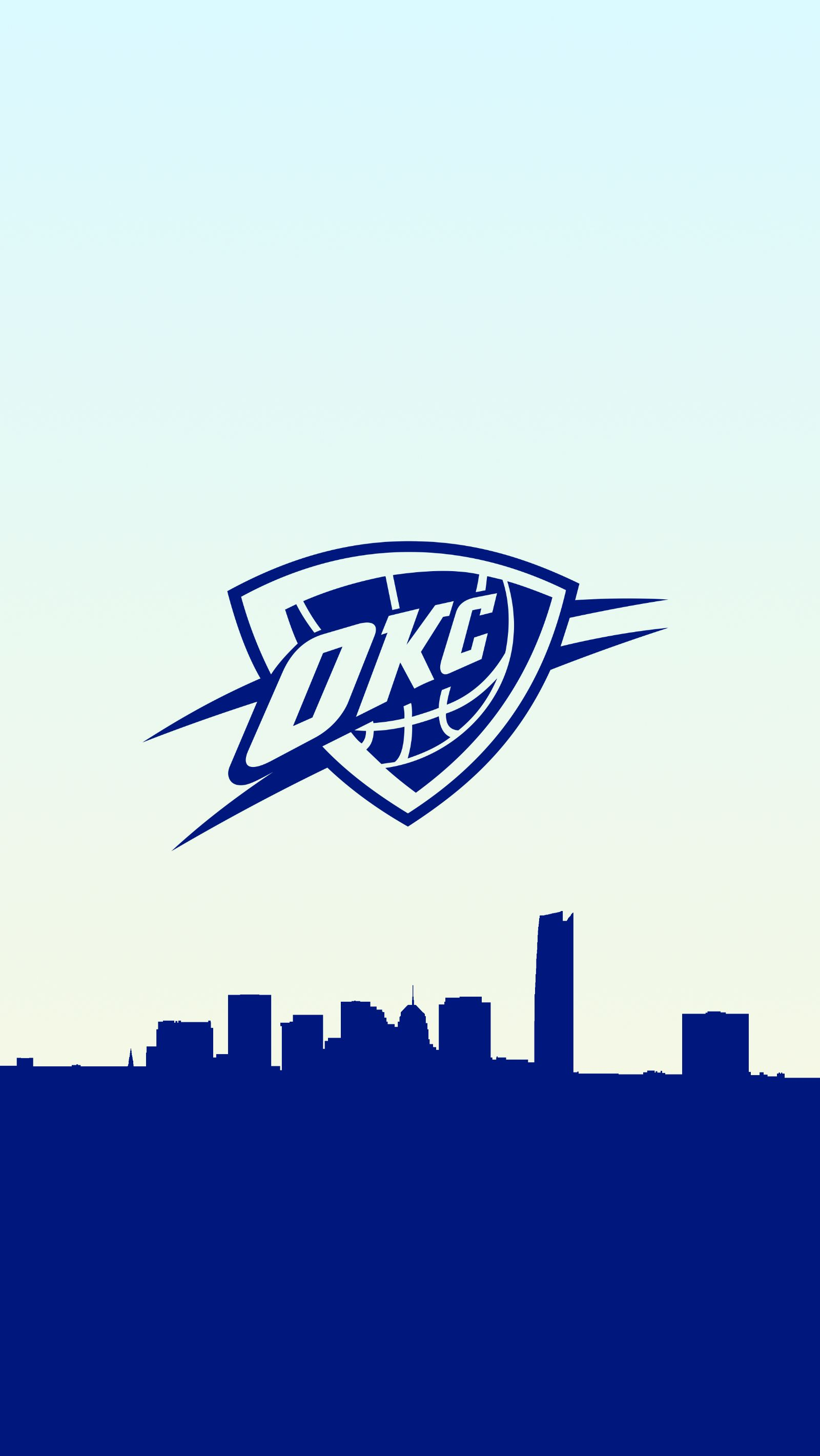 Oklahoma City Thunder Basketball Phone Background Okc Thunder Basketball Thunder Basketball Oklahoma City Thunder Basketball