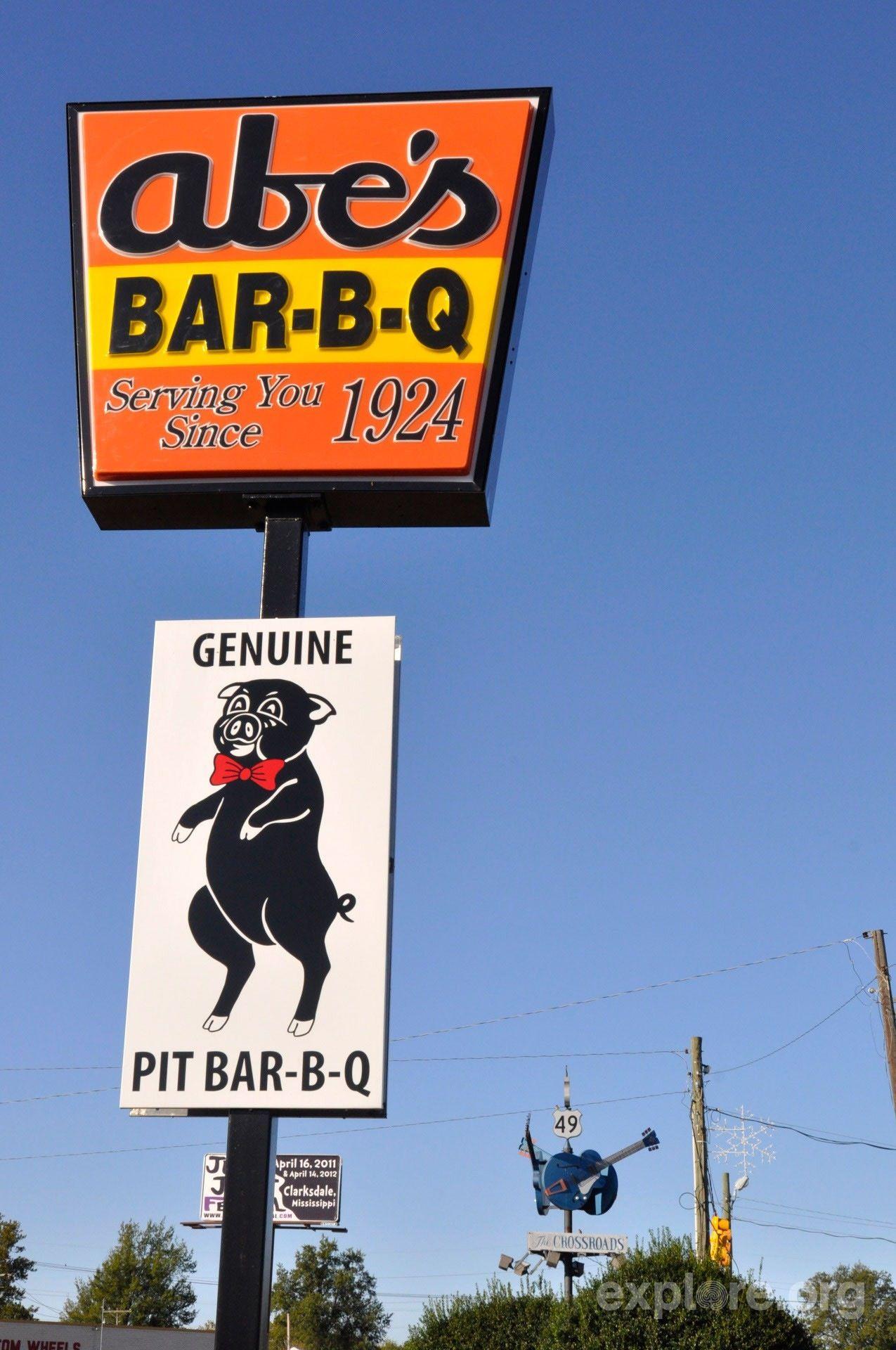 Abe's BBQ, Clarksdale