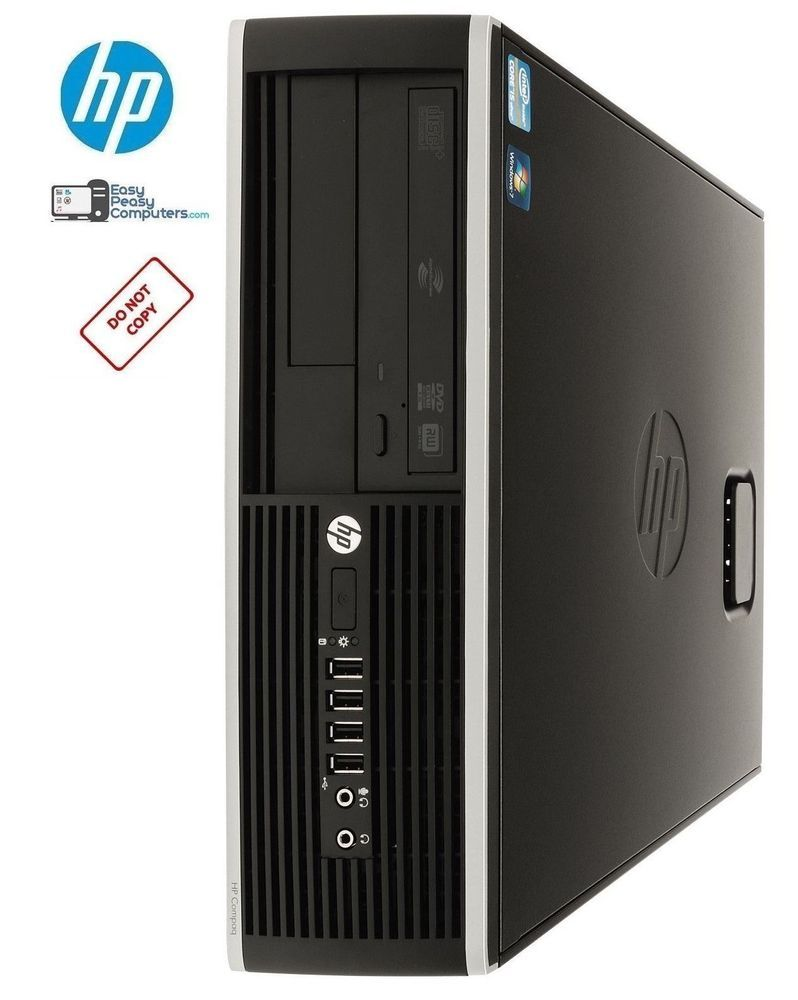 Cheap desktop computer - Hp Pro 6000 Desktop Computer Windows 10 Wifi 4gb 1 Terabyte Fully Loaded