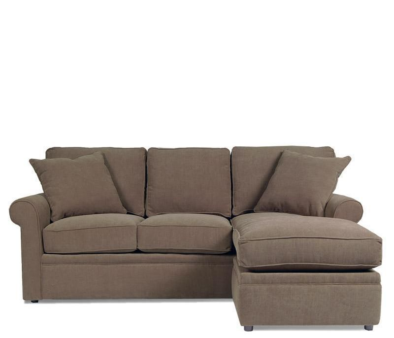 Sectional Sofa With Chaise Storage And There Are 2 Pillows