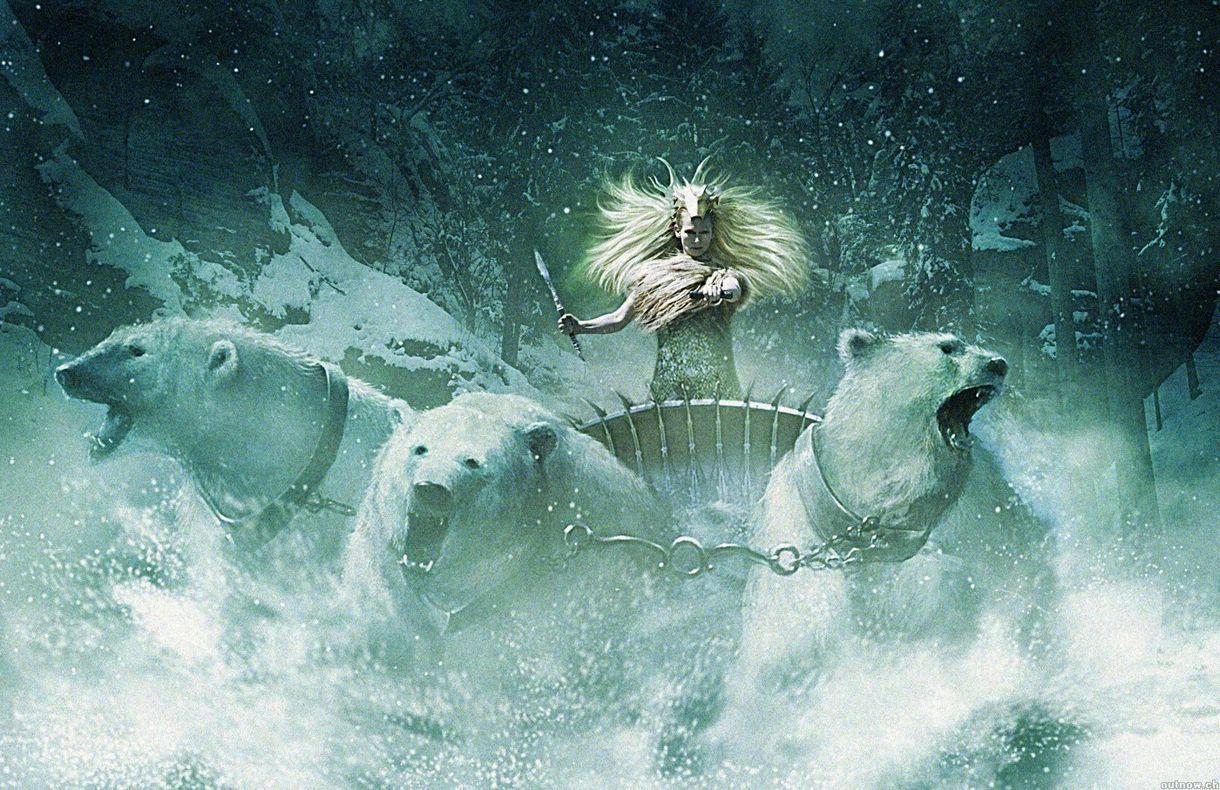 LA BRUJA BLANCA: JADIS. Las crónicas de Narnia: El león, la bruja y ...