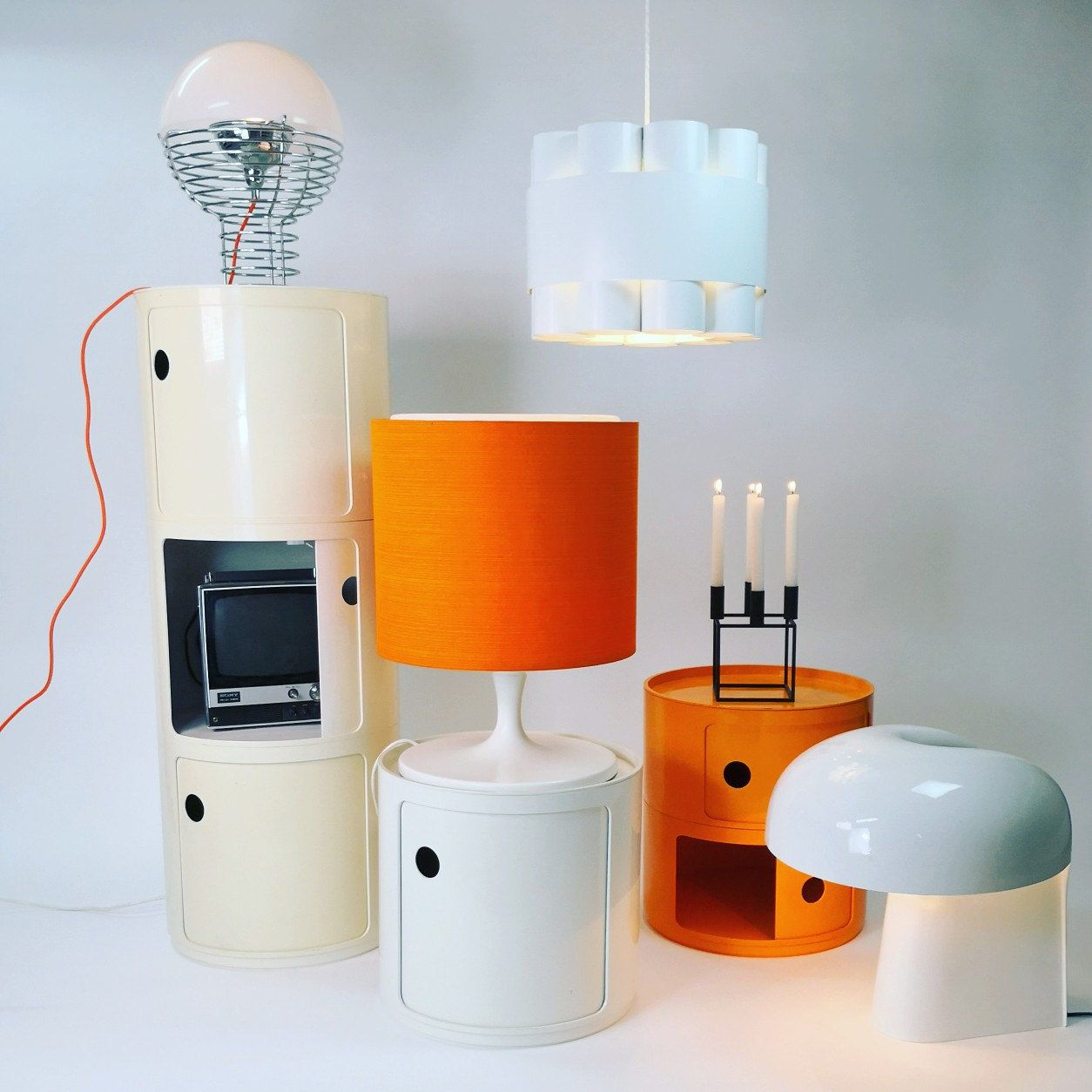 Rare And Unique Table Lamp By Gerd Lange For Fehlbaum Germany Etsy Unique Table Lamps Design Minimalist Furniture
